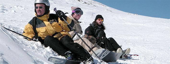 Annecy snow sports