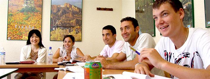 Learning Spanish in Benalmadena