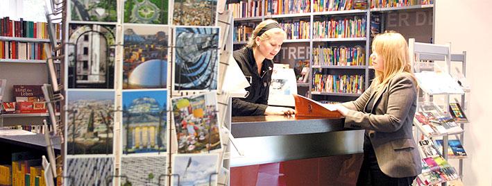 German library in Berlin