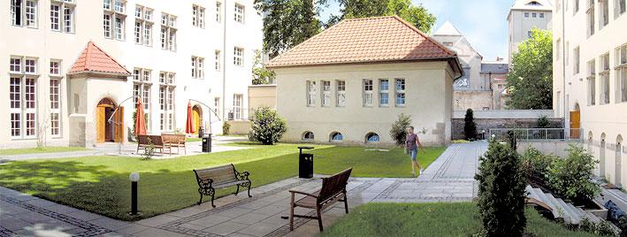 Berlin Campus school