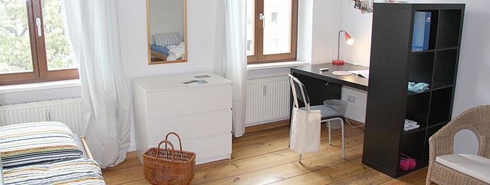 Accommodation in Berlin