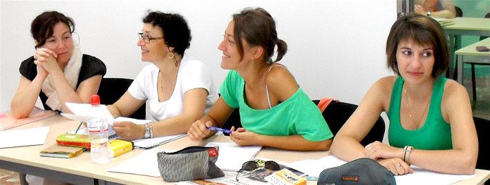 Spanish lesson in Cadiz