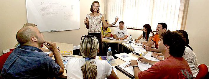 Learning English in Cape Town