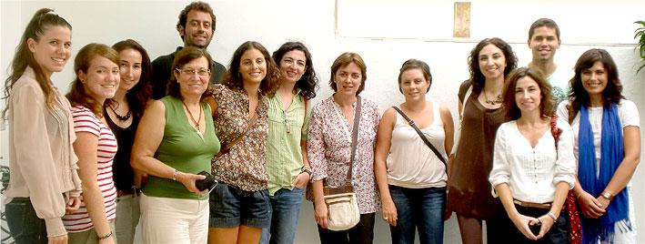 Portuguese class in Faro