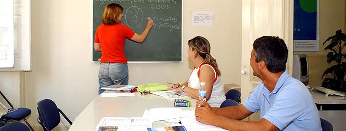 Portuguese lesson in Faro