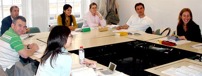German course in Hamburg