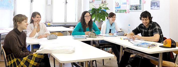 Learning German in Heidelberg