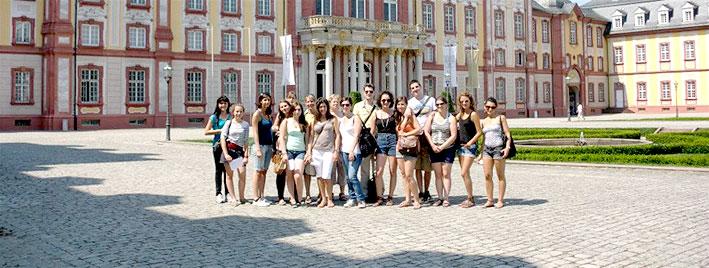 Exploring Heidelberg, Germany