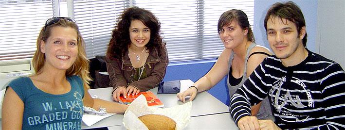 Spanish class in Ibiza