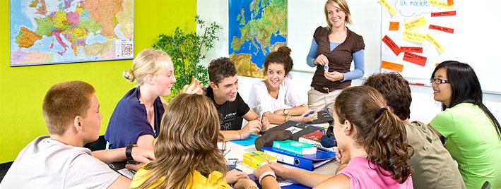 Learning German in Lindau