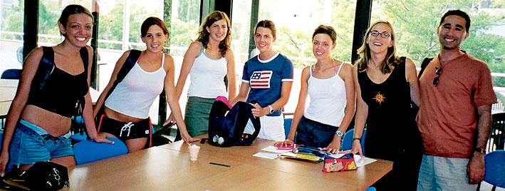 Spanish class in Marbella