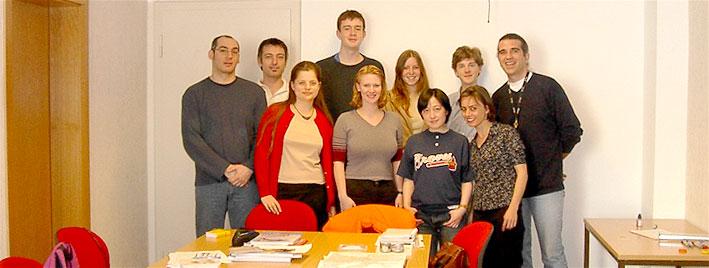 German class in Munich