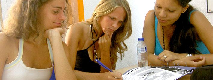 Learning Spanish in Murcia