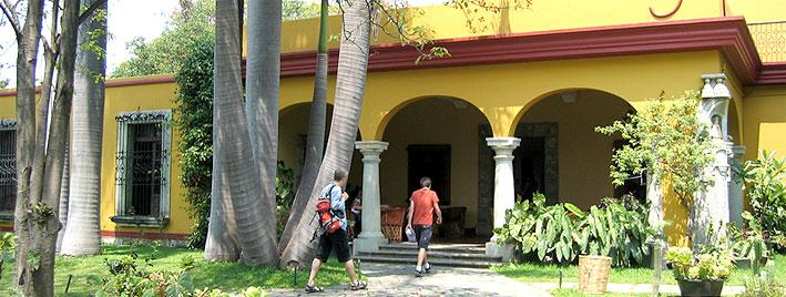 Spanish school in Oaxaca