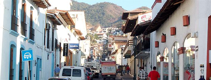 Street in Puerto Vallarta