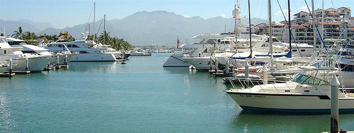Marina Vallarta, Puerto Vallarta