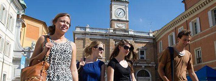 Practising Italian, exploring Ravenna