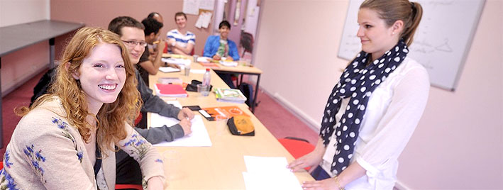 French course in Rouen