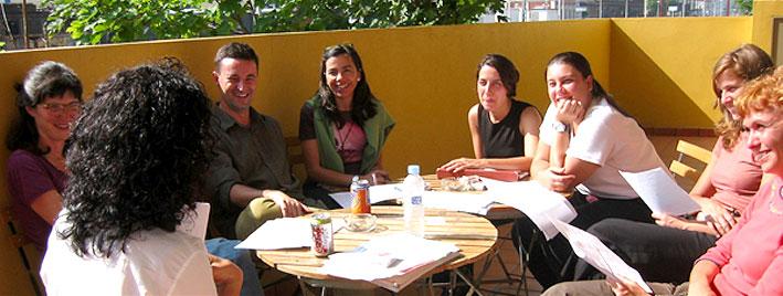 Practising Spanish in San Sebastian