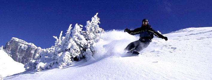 Aprender Francês e Esquiar em Montreux
