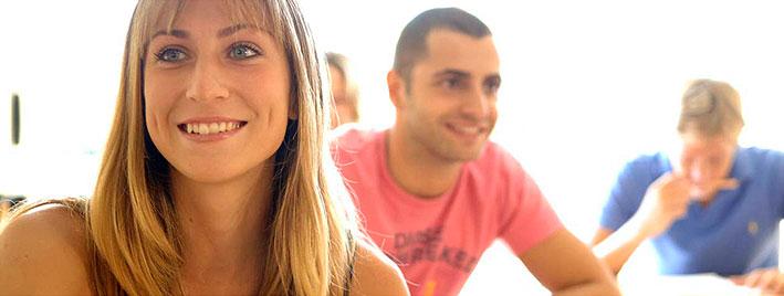 Learn English in Sliema, Malta