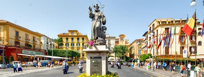 Sorrento city centre