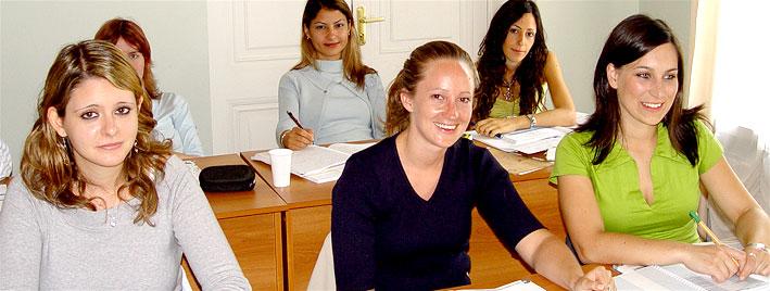 Russian class in Saint Petersburg