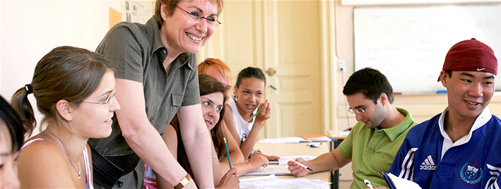 French course in Tours