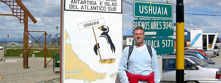 Ushuaia, Southern Argentina