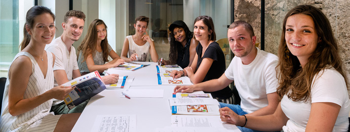 Spanish class in Valencia