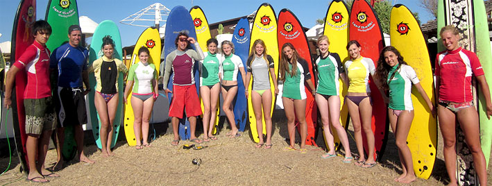 Surf lessons in Vejer de la Frontera