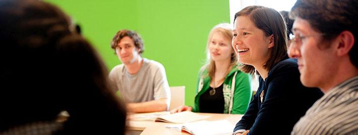 German class in Vienna